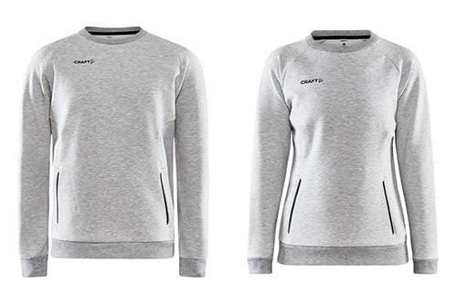 craft core soul crewneck sweatshirt collegepaita