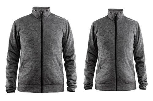 craft leisure jacket collegetakki
