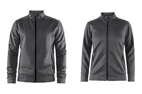 craft noble zip jacket collegetakki